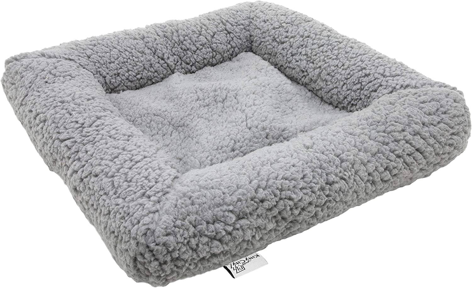 Kitty City Large Cat Cube Replacement Comfy Bed