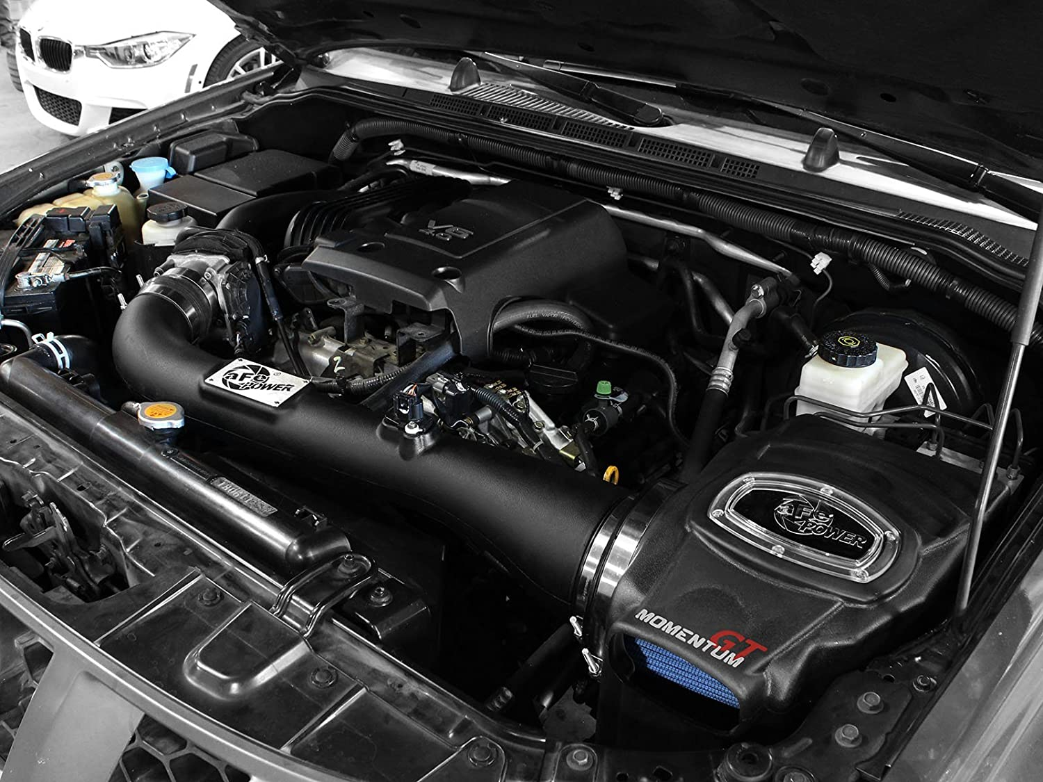 Afe Power Momentum Gt 54 76102 Nissan Frontier Xterra Engine Diagram Turbocharge Performance Intake System Oiled 5 Layer Filter Automotive