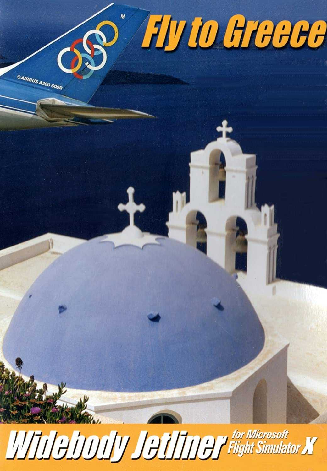 Amazon com: Fly To Greece FSX [Download]: Video Games
