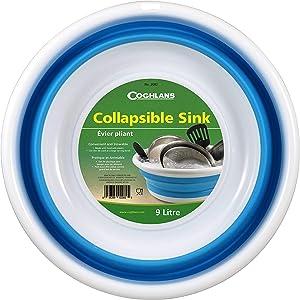 Coghlan's 2082 Collapsible Sink - 9 Liter