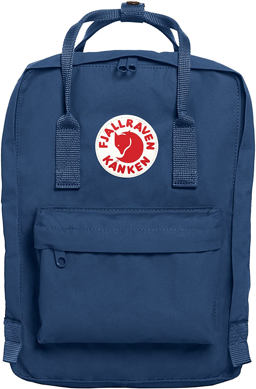 """Fjallraven, Kanken Laptop 13"""" Backpack for Everyday, Blue Ridge"""