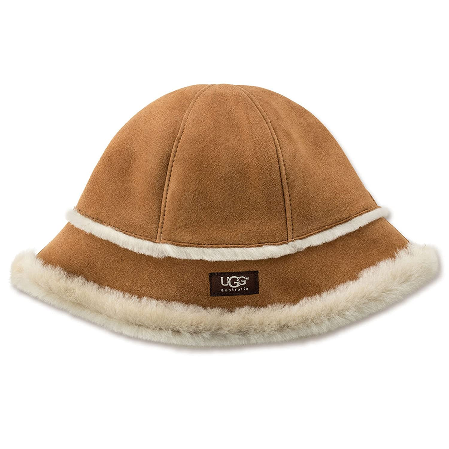 987c6aeaf UGG Women's Sheepskin City Bucket Hat