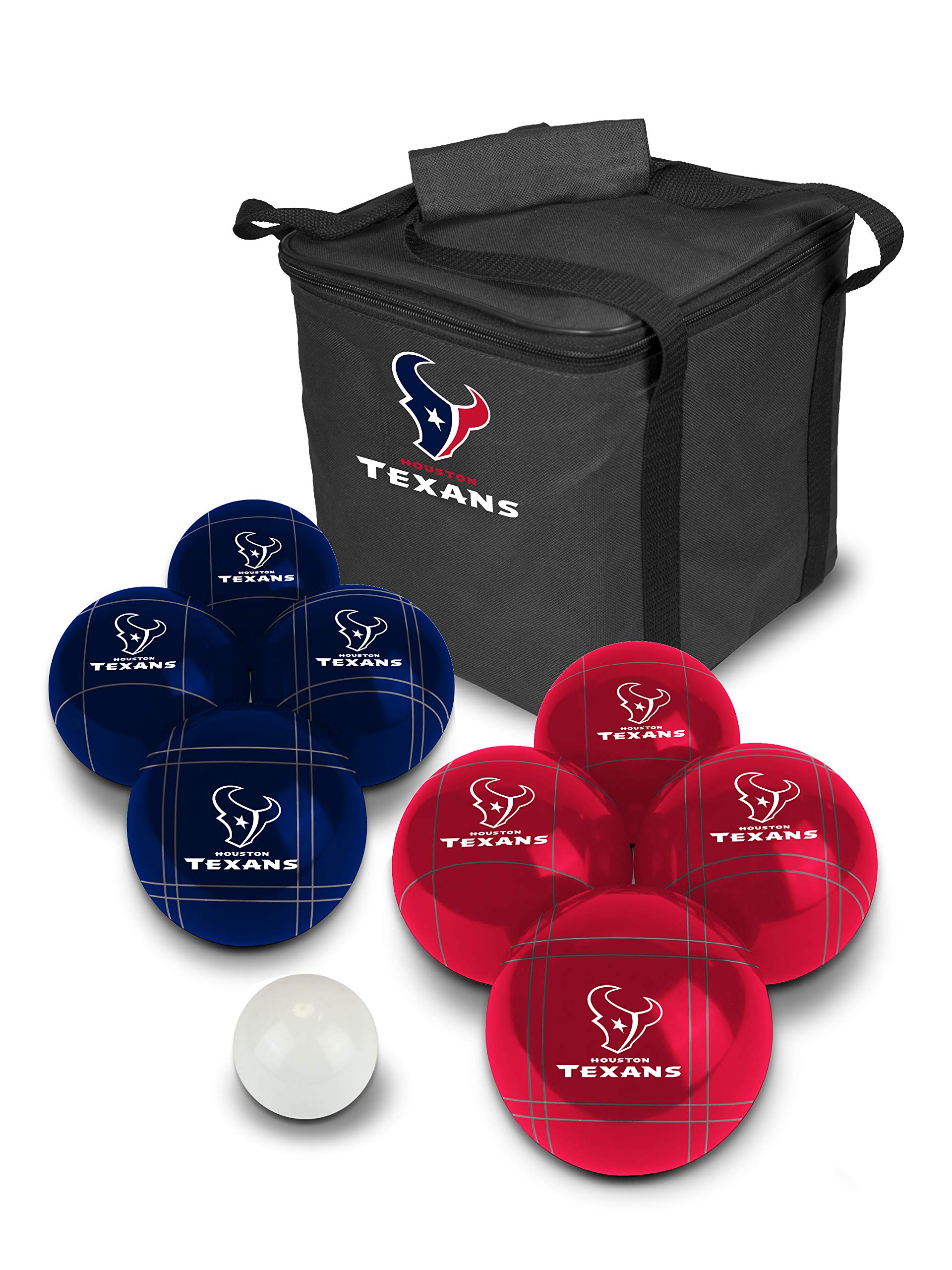 PROLINE NFL Houston Texans Bocce Ball Set by PROLINE (Image #1)