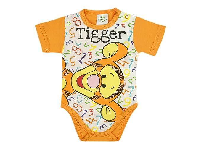Disney Baby Schlafsack Winnie the Pooh Tigger Schlafanzug 100/% Baumwolle Öko-Tex