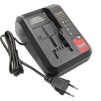 vhbw Cargador para baterías de herramientas Black & Decker ...