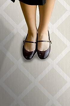FloorPops FP2476 Illusion Peel & Stick Tiles Floor Decal