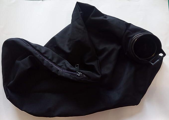 Bolsa Recoge Hojas para Aspirador soplador Black + Decker: Amazon.es: Electrónica