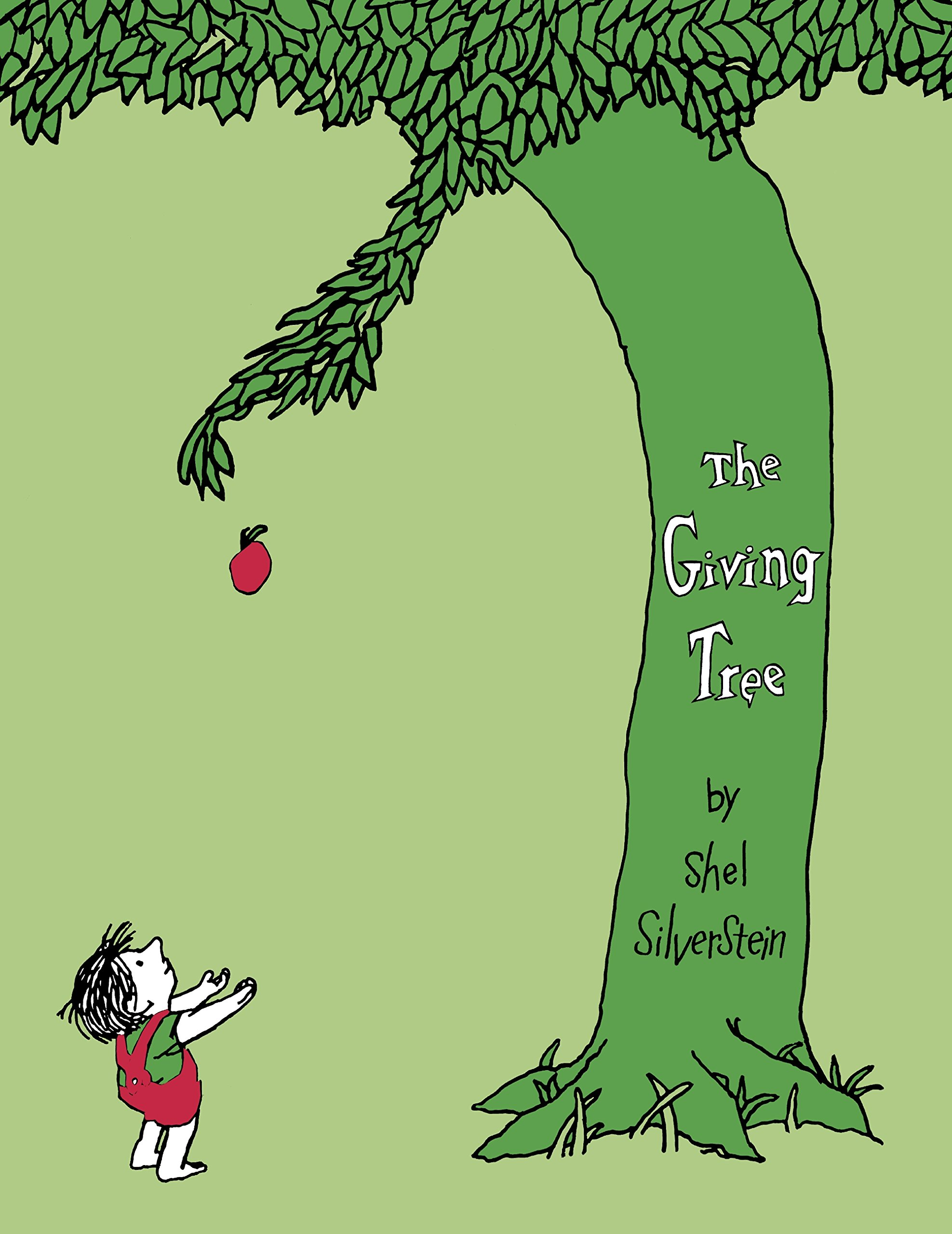 Image result for The Giving Tree by Shel Silverstein
