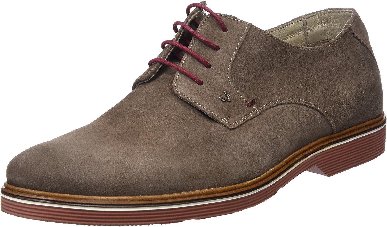 MARTINELLI Bowie 1204-1153x, Zapatos de Cordones Derby para Hombre