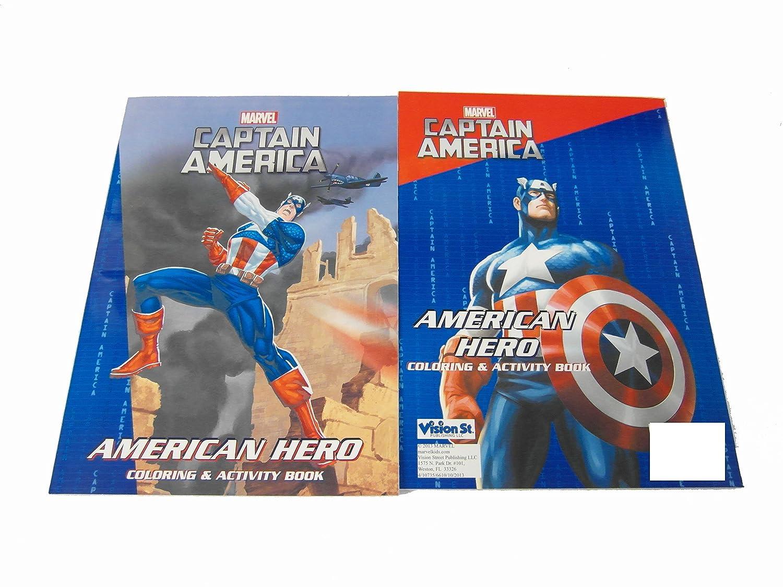 Gift Set For Children Aged 3 Marvel Dc Marvel Colouring
