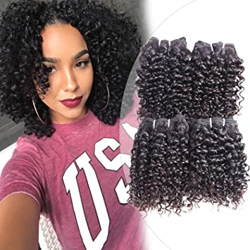 15 New Short Curly Weave Hairstyles