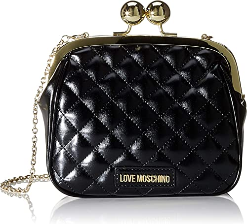 Love Moschino Womens Borsa Quilted Nappa Pu Shoulder Bag