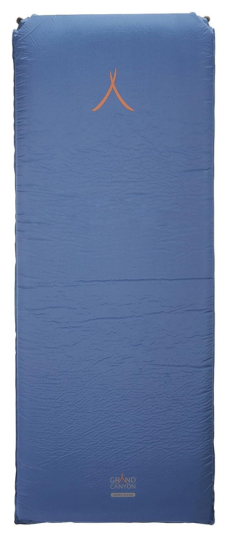 GRAND CANYON Cruise 10.0 - colchoneta aislante autohinchable, 198 x 76 x 10 cm, azul, 305034: Amazon.es: Deportes y aire libre