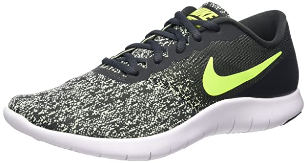 3d3d9aeaf0a Amazon.com | Nike Flex Contact Mens Running Shoes - Anthracite | Fashion  Sneakers