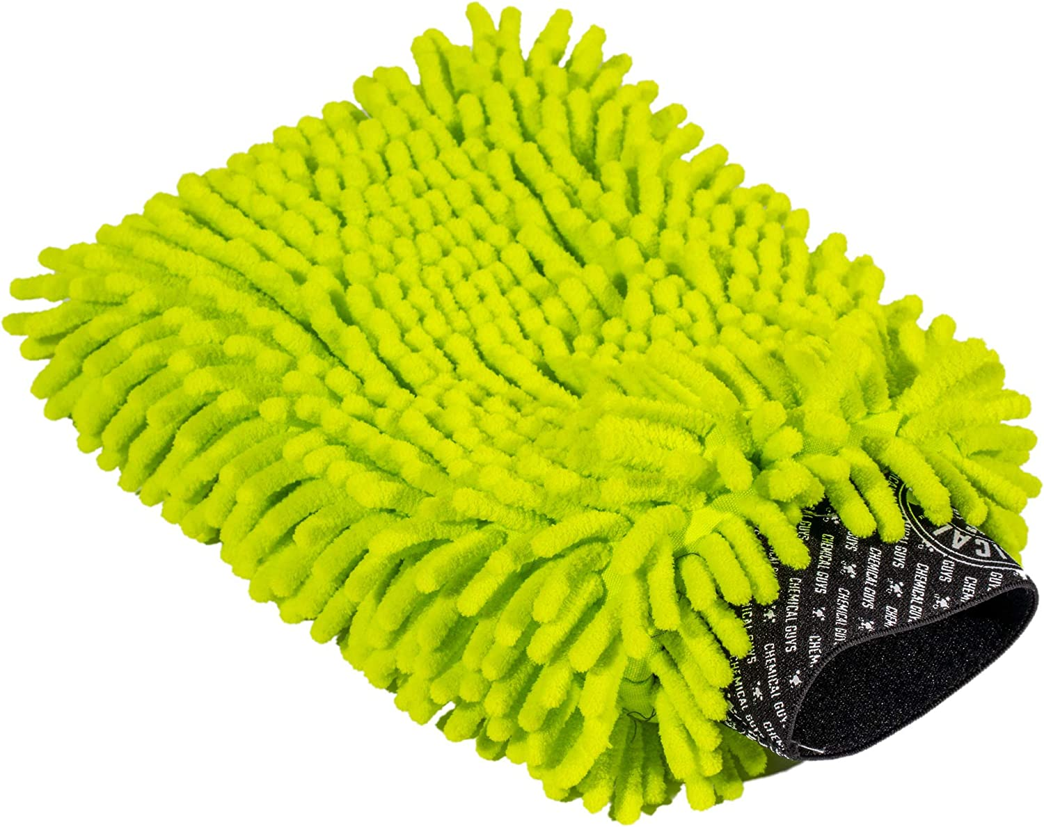 Chemical Guys MIC494 Three-Way Premium Microfiber Wash Mitt