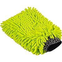 Chemical Guys MIC493 - Manopla de Microfibra sin arañazos, Color Verde Lima