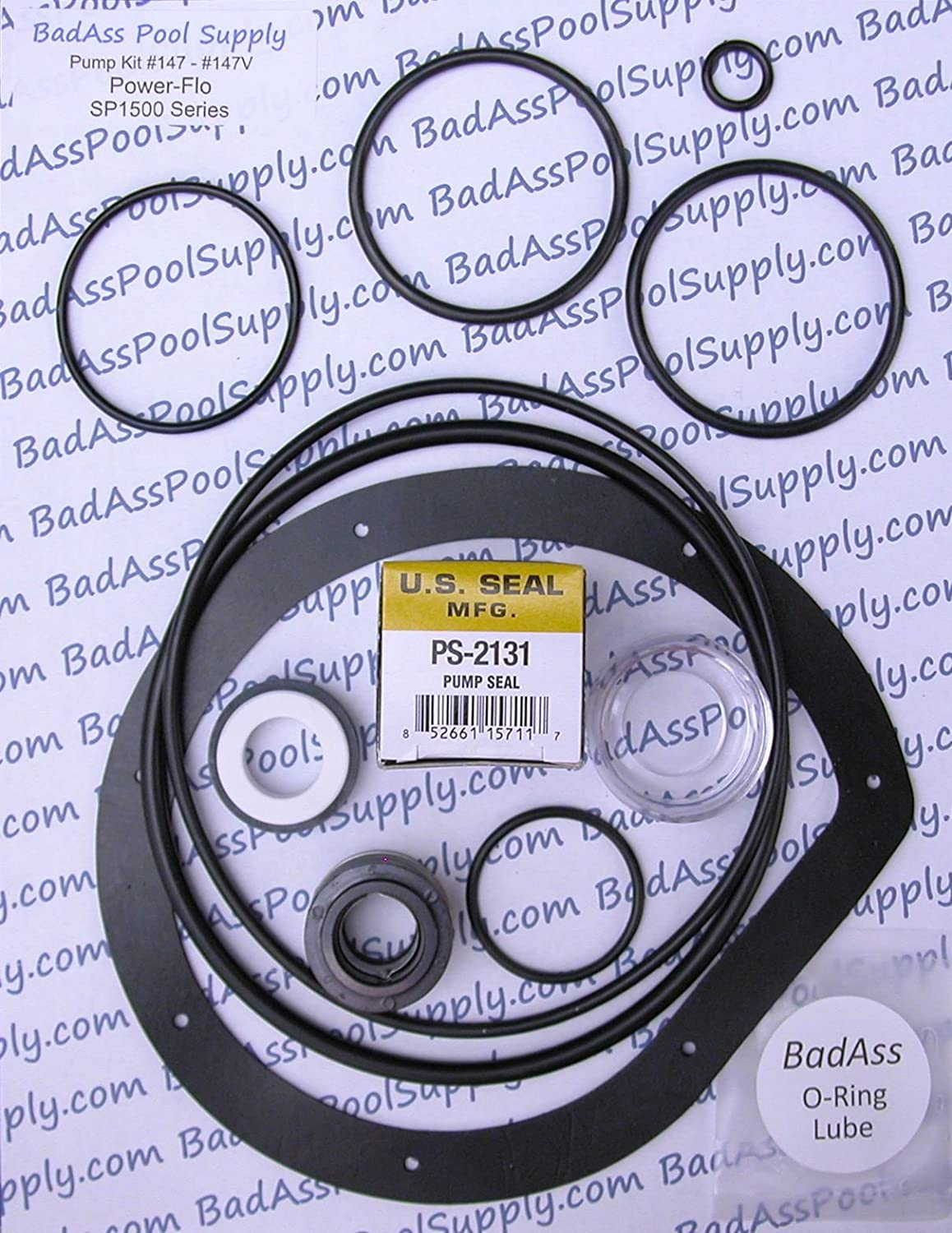 SP1500-P LID O-RING FOR HAYWARD POWER FLO PUMP