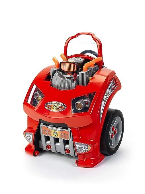 Imaginarium 8762845 - Taller mecánico con herramientas para niños