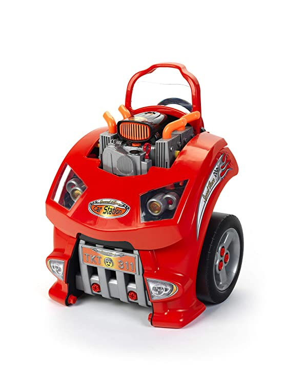 Imaginarium 8762845 - Taller mecánico con herramientas para niños: Amazon.es: Bebé