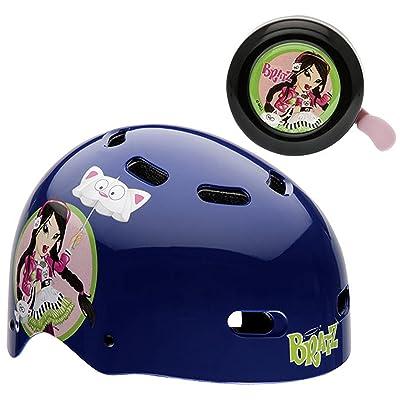 Bell Child Bratz Multi-Sport Helmet+Bell : Bike Helmets : Sports & Outdoors
