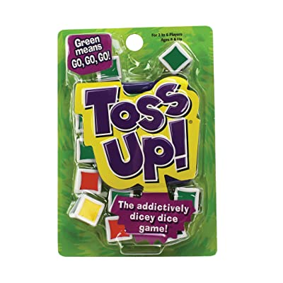 Toss Up! Dice Game: Toys & Games