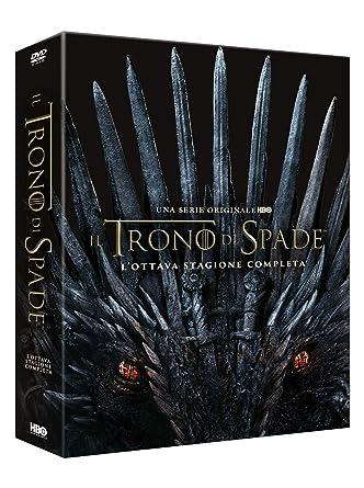 Dvd - il trono di spade stagione 8 (3 dvd) B07SG6N5R1