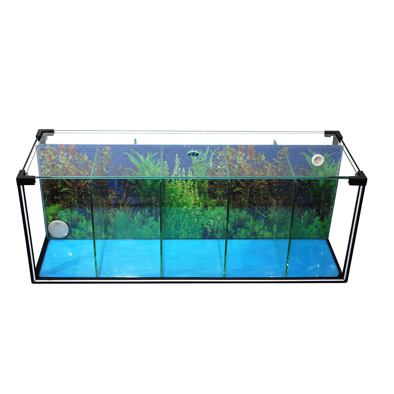 Aquarium Zucht-Becken Betta 29 L, Garnelen-Aquarium, Aufzucht-Aquarium, Kampffisch-Aquarium Atasuki
