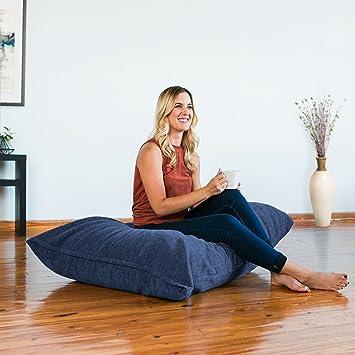 Amazon.com: Jaxx Pillow Saxx - Almohada gigante de chenilla ...