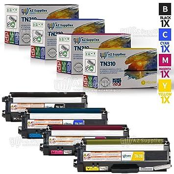 Amazon.com: AZ Supplies Toner | 50% More Print Yield | 4 ...