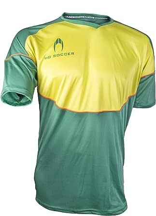 HO Soccer Legacy Camiseta de Portero Manga Corta, Hombre: Amazon.es: Ropa y accesorios