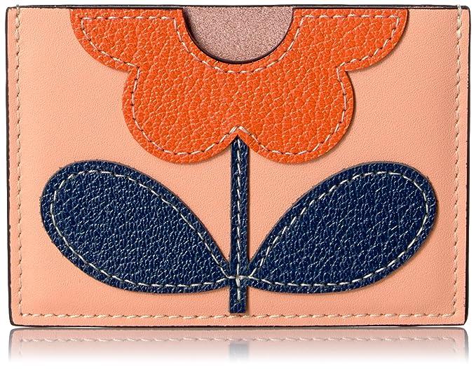 Amazon.com: Orla Kiely gigante flor piel titular de la ...