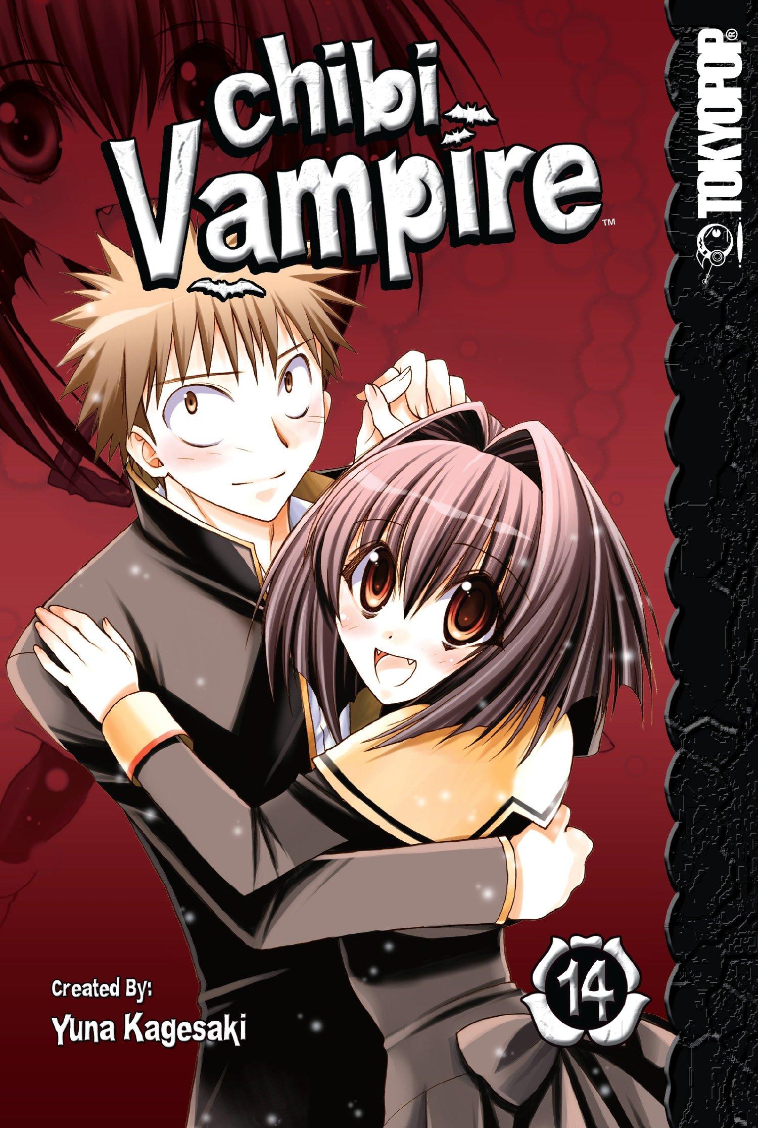 Read Online Chibi Vampire, Vol. 14 pdf