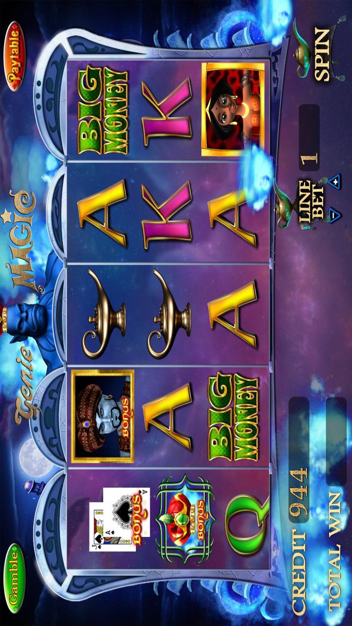 Genie Slot Machine