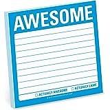 Knock Knock Sticky Notes, Awesome (12469)