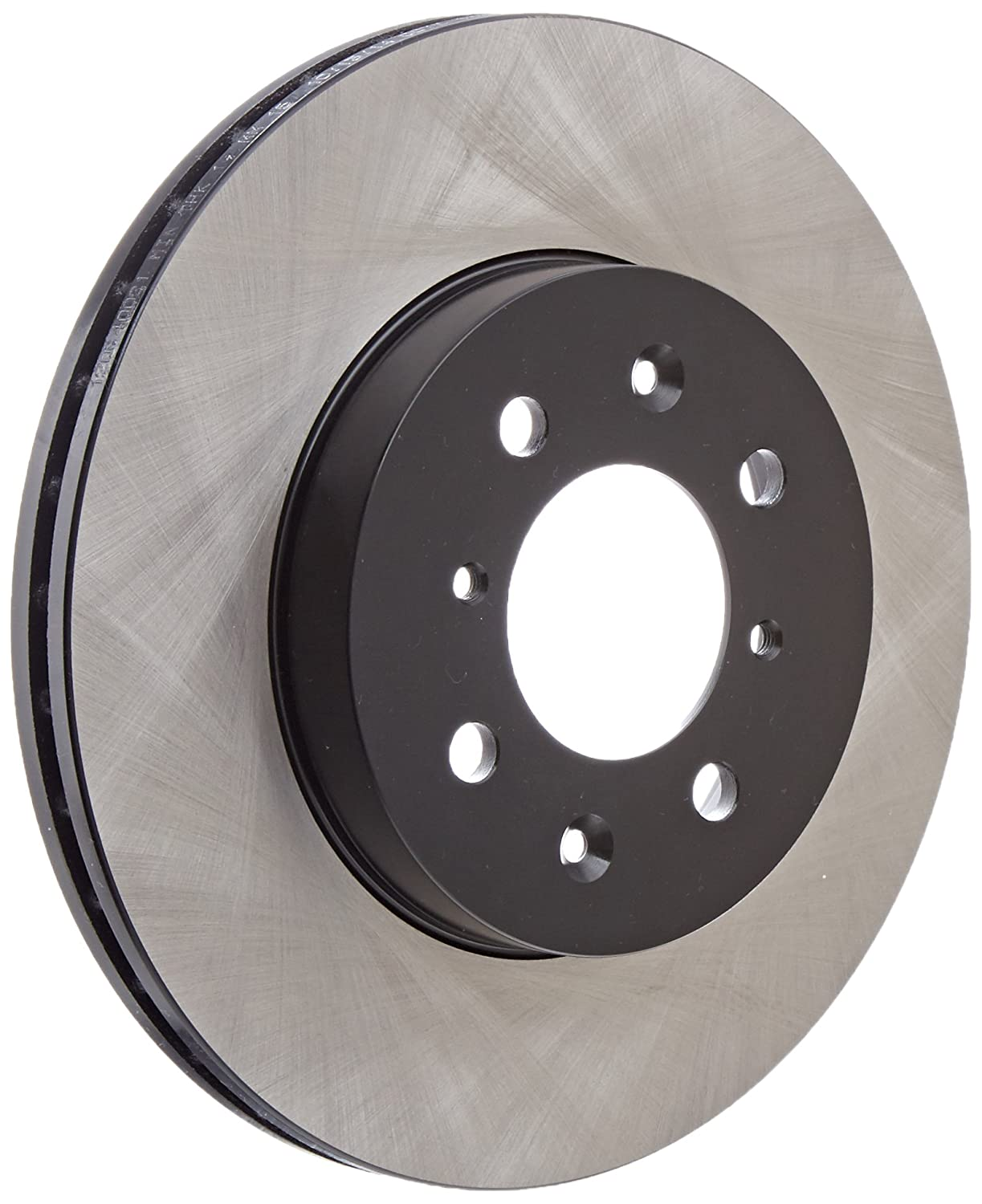 Centric Parts 120.40021 Premium Brake Rotor with E-Coating