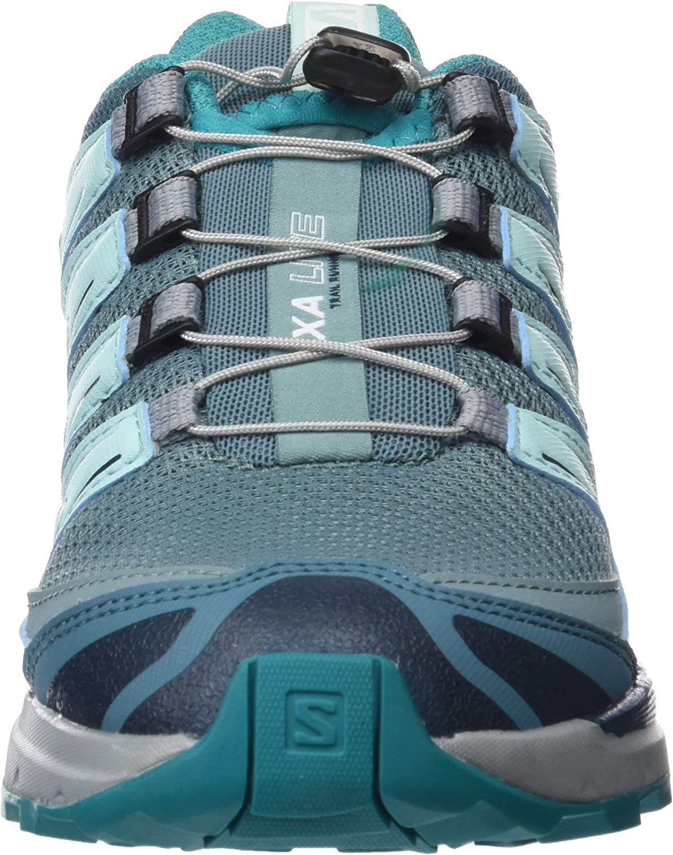 Salomon Xa Lite W Calzado de trail running Mujer, Azul (Trellis/Reflecting Pond/Tropical Green), 39 1/3 EU (6 UK): Amazon.es: Zapatos y complementos