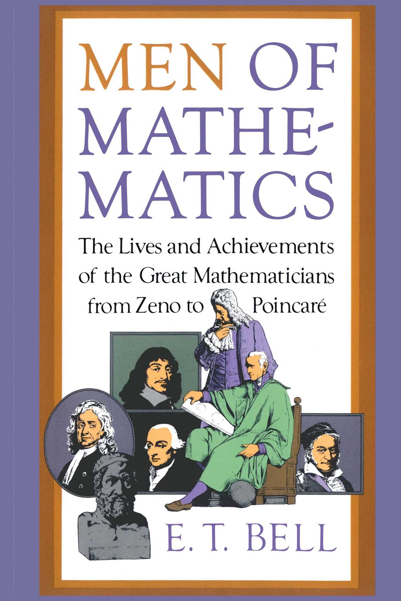 Men of Mathematics (Touchstone Book)