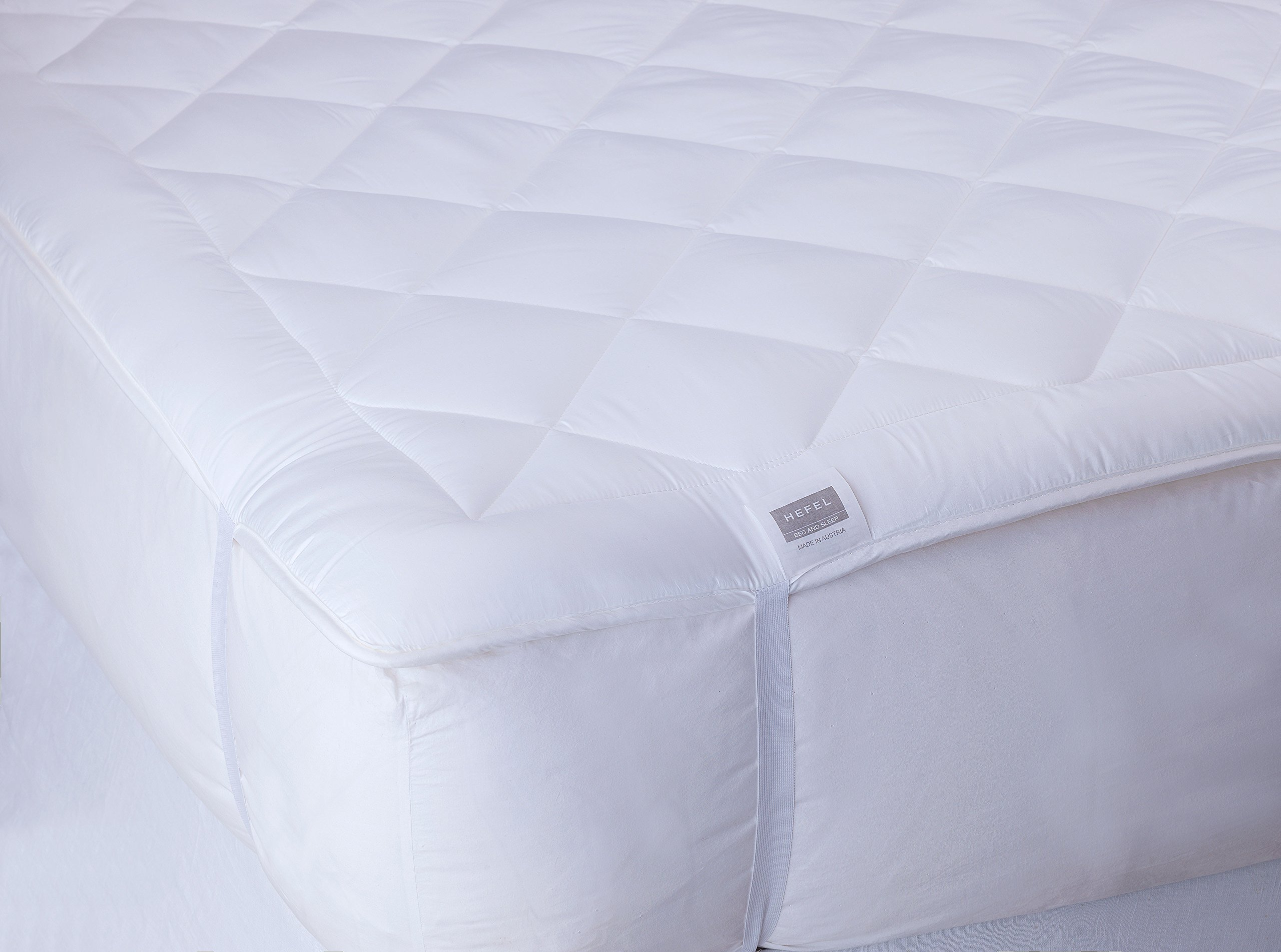 Hefel 1669P Clima Mattress Protector, Queen by Hefel (Image #1)