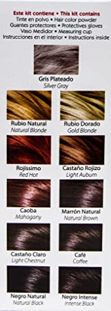 HK Colors Semi Permanent Hair Dye, Revolution Red, 24 Count by HK Colors
