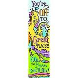 Paper Magic Eureka Dr. Seuss Oh The Places Banners - Vertical