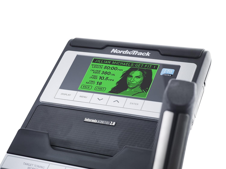 Amazon.com : Nordic Track AudioStrider 990 Pro Adjustable Stride Elliptical Trainer : Elliptical Machine : Sports & Outdoors