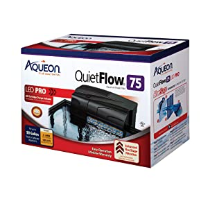 Aqueon QuietFlow LED PRO Aquarium Power Filters Review