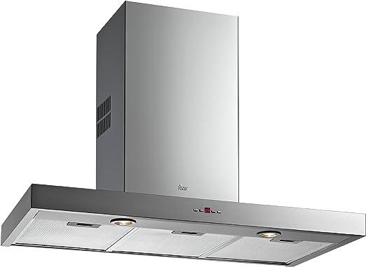 Teka DH2 60 - Campana Decorativa Dh2 60 Con Programador Del Tiempo De Aspiración: Amazon.es: Grandes electrodomésticos