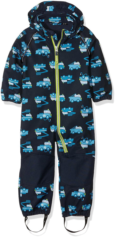 NAME IT Jungen Schneeanzug Nitalfa M Softsh Suit Aop Dress B Fo 316