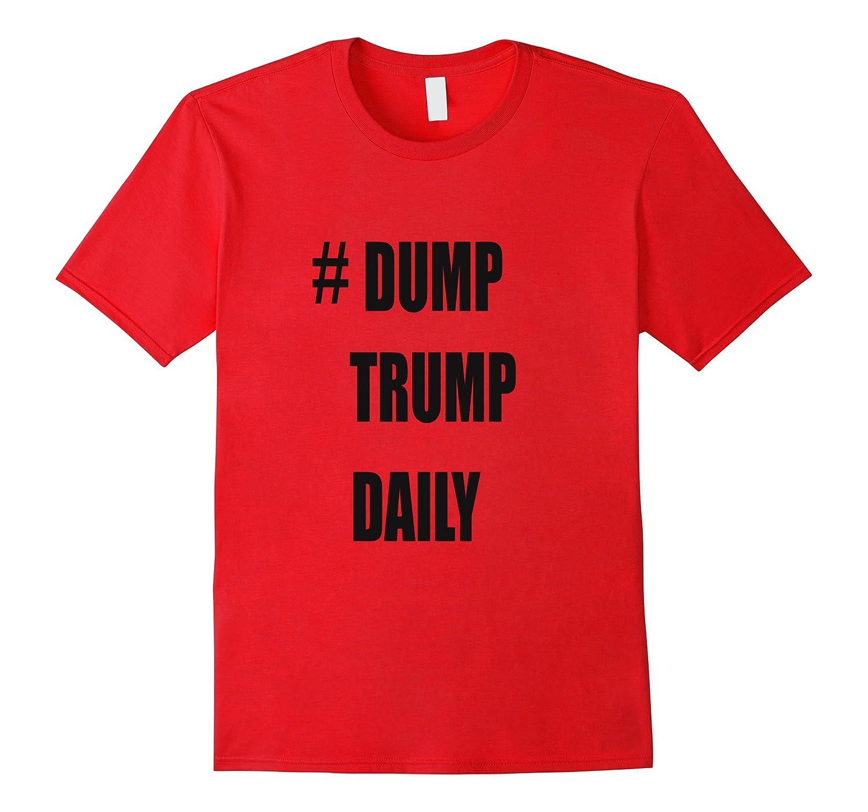 # dump trump daily-TH