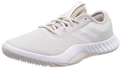 premium selection 17465 d99ff adidas Womens Crazytrain LT W, Chalk PearlWhite, 9 US