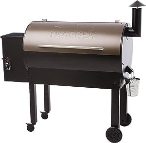 Traeger Grills Elite 34 Wood Pellet Grill & Smoker