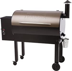 Traeger Grills TFB65LZBC Texas Elite 34 Wood Pellet Grill and Smoker