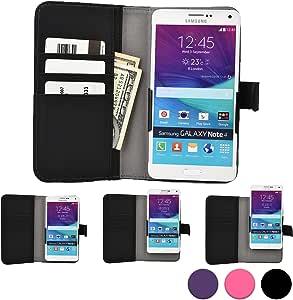 Cooper Slider [Slide-Out Phone Case] for Oppo Find 5/7 / 7a, Mirror 5 / 5s | Wallet Pockets, Open Camera, Card Holder (Black)