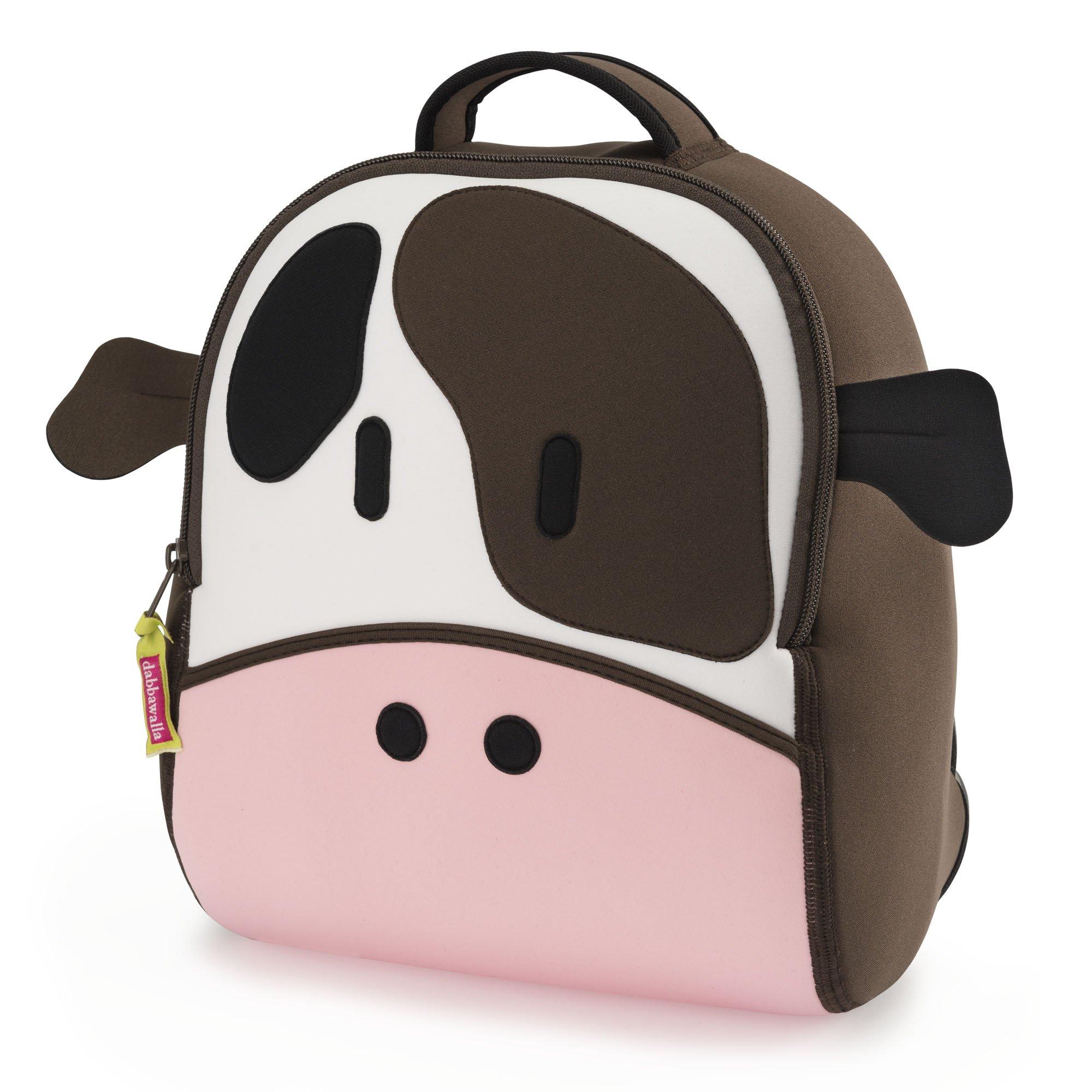 9a1db4f7f559 Amazon.com  Dabbawalla bags Cow Backpack